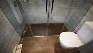 Reforma baño Bilbao