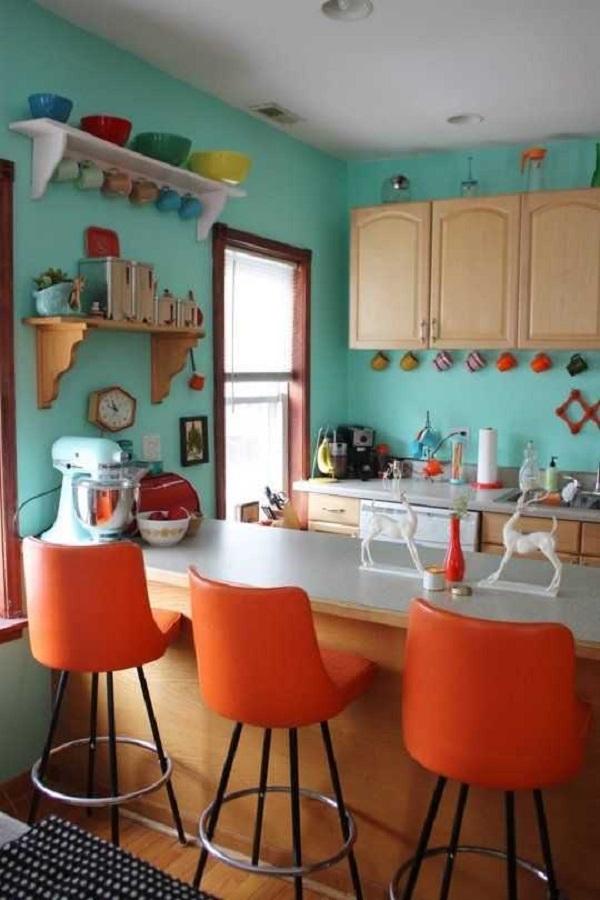Reformas de cocinas a todo color, decoración de cocinas