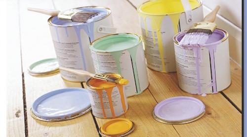 Elegir colores para pintar el hogar, reformas con pintura en Basauri