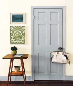 Consejos para recuperar puertas interiores c mo pintar for Pintar puertas de madera viejas
