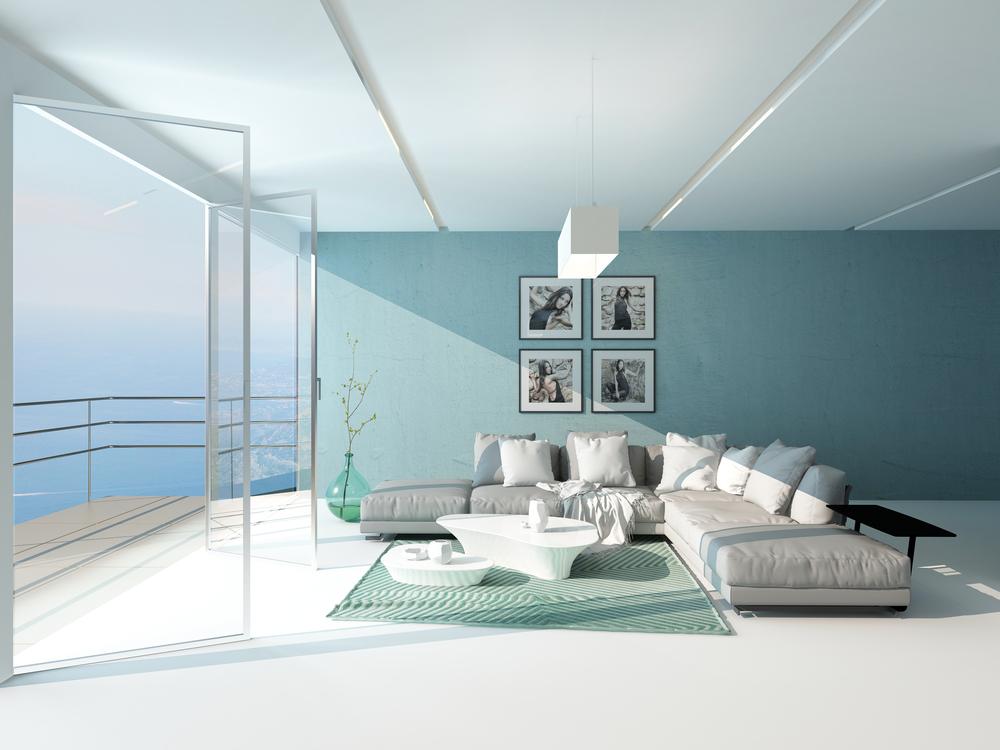 Colores de moda esta primavera pinta tu casa con zuhaldi for Colores para casas pequenas interiores