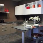 Cocina moderna con reformas Zuhaldi