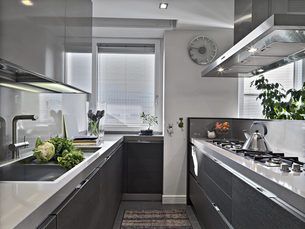 Cocinas modernas con reformas Zuhaldi
