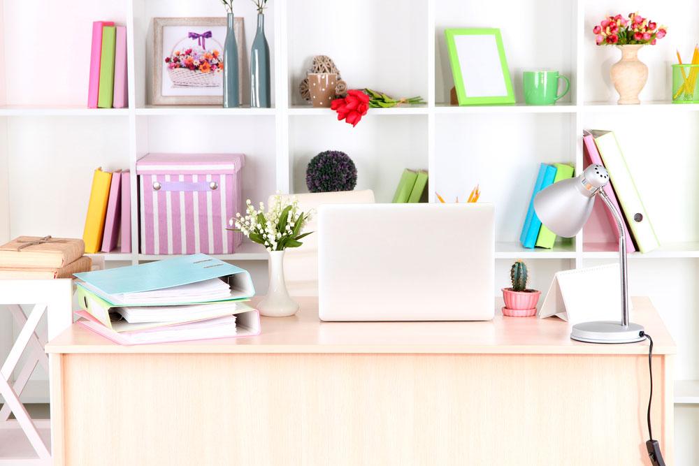Espacios de trabajo o estudio dentro del hogar decoraci n for Decoracion de espacios de trabajo