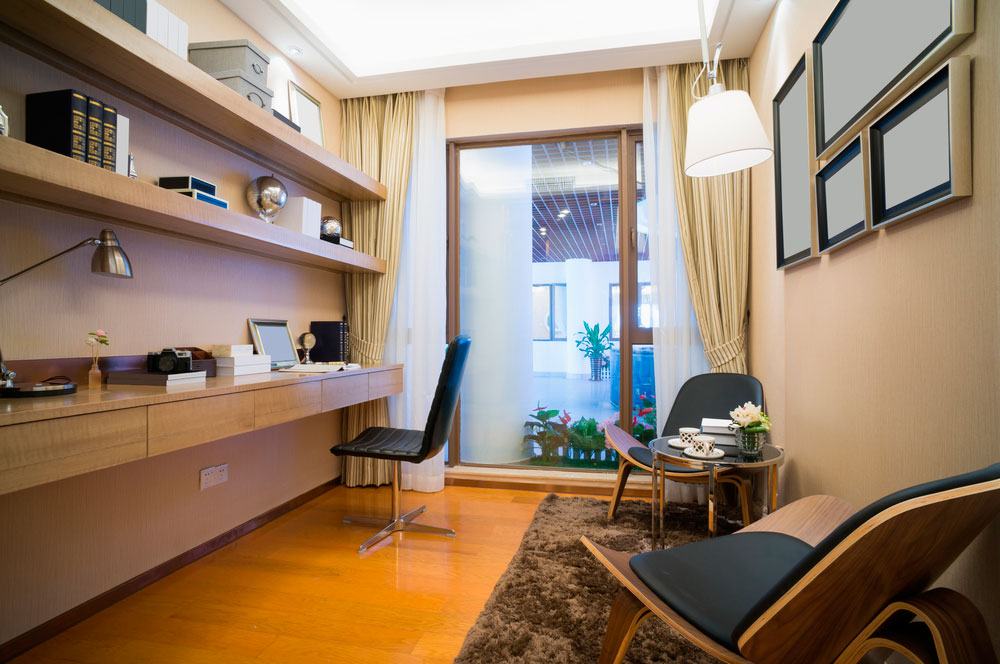 Espacios de trabajo o estudio dentro del hogar decoraci n for Estudiar decoracion de interiores