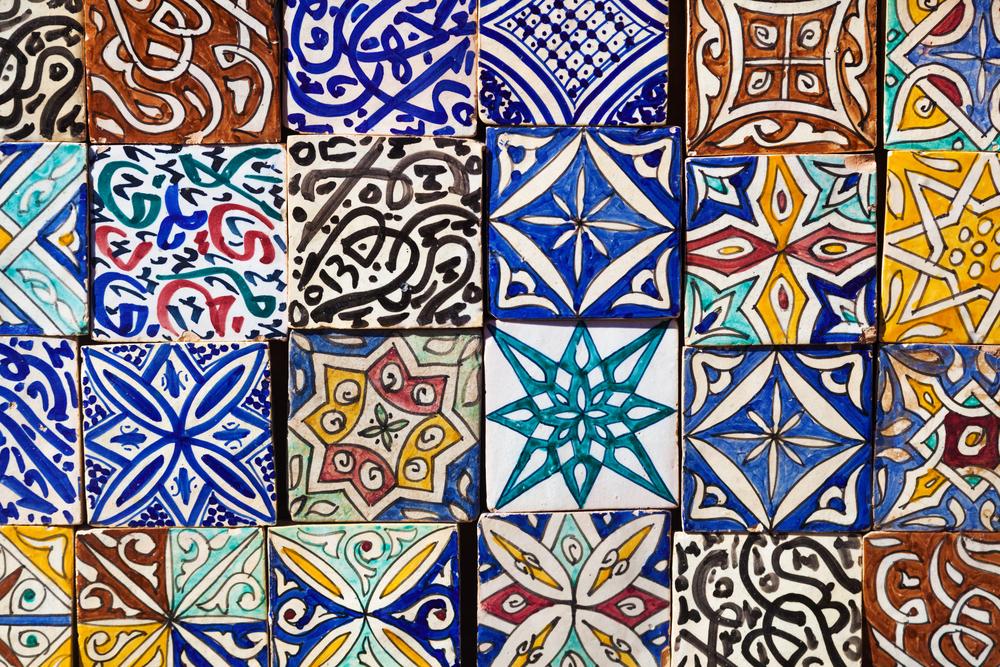 Mosaico hidraúlico