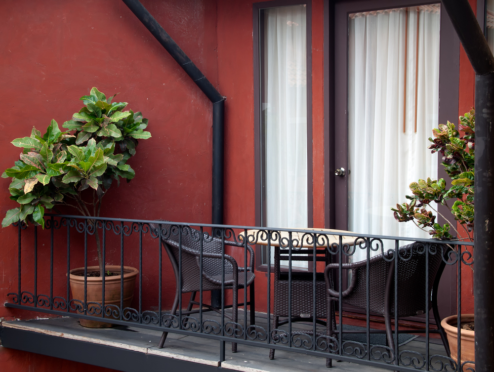 Reformas en Bizkaia, decoración de balcones