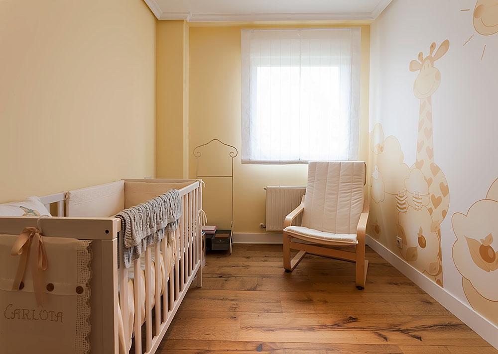 Decoraci n para habitacion de beb reformas zuhaldi for Habitacion para bebe