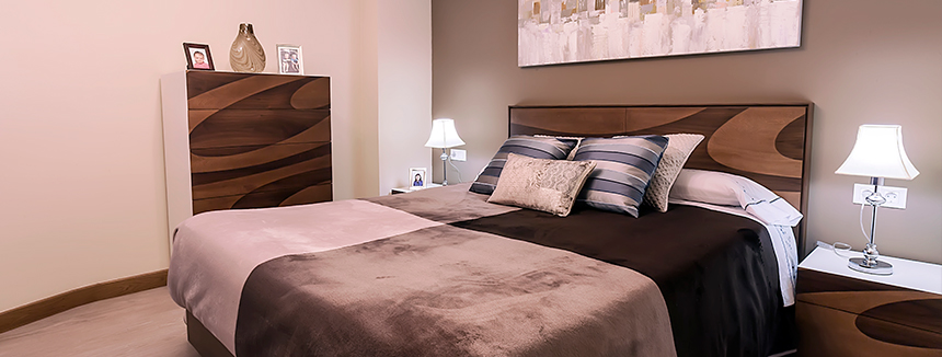 Decoración de dormitorios | Reformas y decoración en Bizkaia